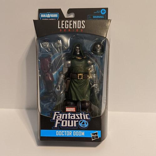 Marvel Legends: Dr. Doom Fantastic Four by Hasbro