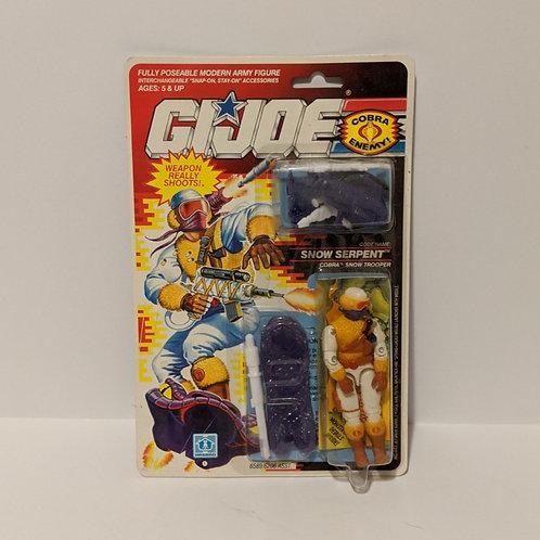 G.I. Joe: Cobra the Enemy Snow Serpent by Hasbro