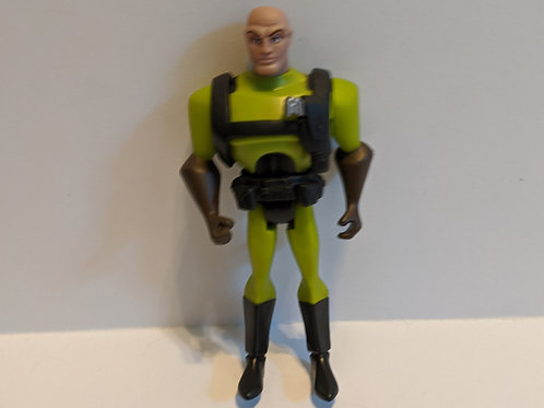 Justice League Unlimited: Lex Luthor (Loose) by Mattel