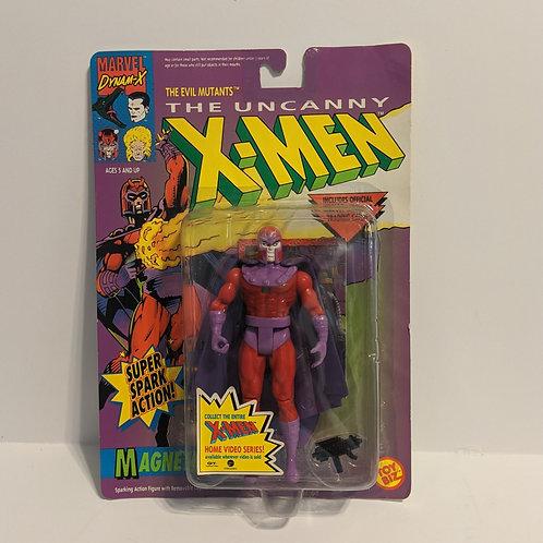 The Uncanny X-Men: Magneto w/ Super Spark Action by Toy Biz