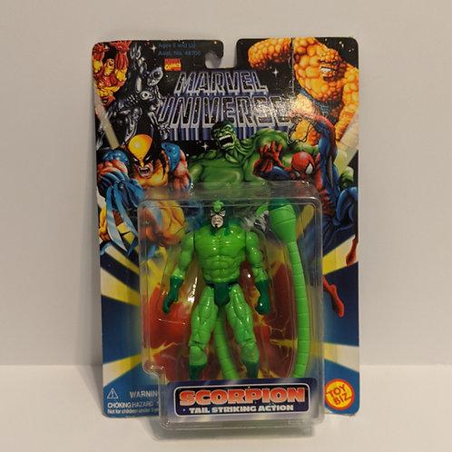 Marvel Universe: Scorpion by Toy Biz