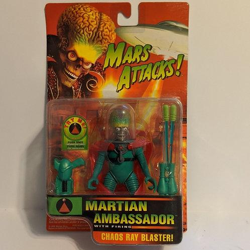 Mars Attacks! Martian Ambassador by Trendmasters