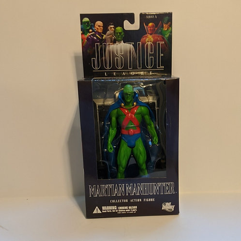 Justice League Series 5 Martian Manhunter by DC Direct