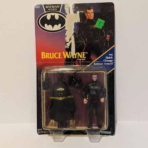 Batman Returns: Costume Change Bruce Wayne by Kenner