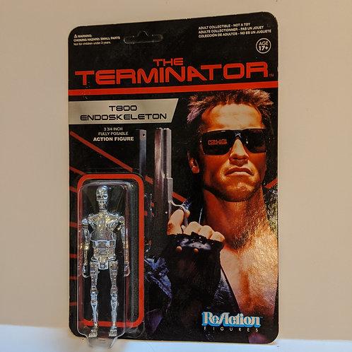 The Terminator T800 Reaction Figure by Funko & Super7