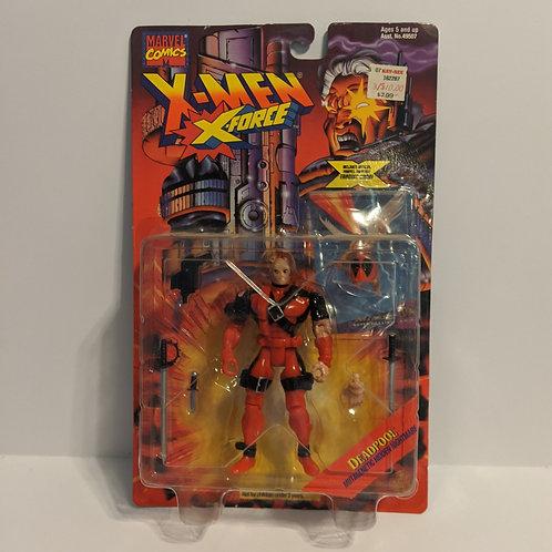 X-Men: X-Force Deadpool II by Toybiz