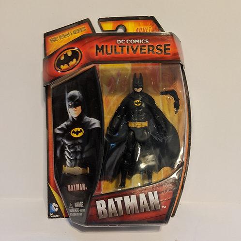 DC Comics Multiverse: Michael Keaton Batman by Mattel