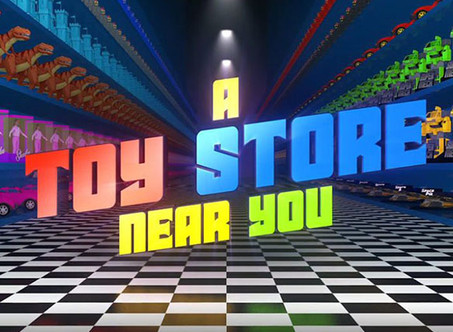 A Toy Store Near Year: Episode 2 (Full Length)