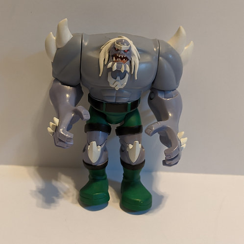 Justice League Unlimited: Doomsday (From Boxed Set - Loose) by Mattel