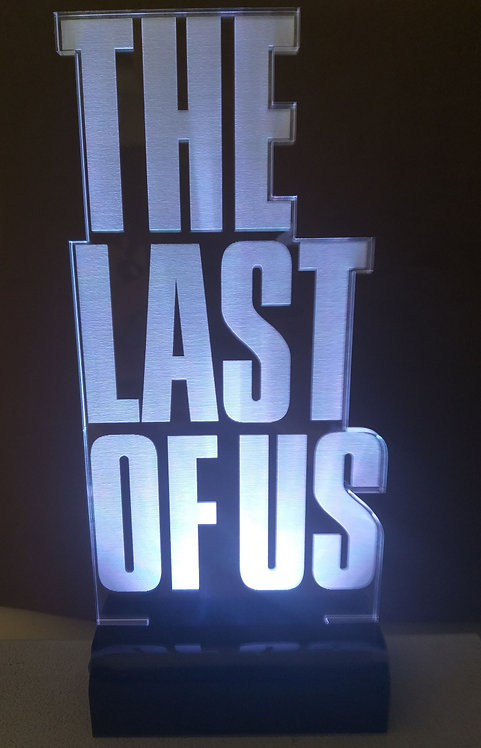 Luminária LED The Last of Us