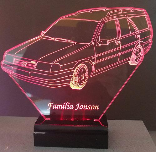 Luminária Led 3D Tempra SW