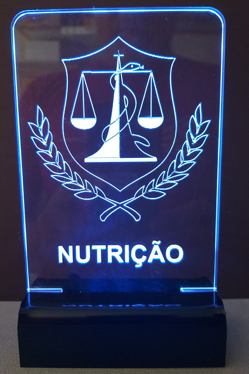Luminária LED Nutrição