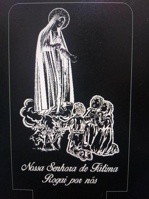 Luminária de mesa Abajur Led Nossa Senhora de Fátima
