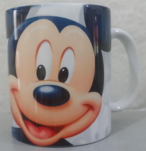 Caneca de cerêmica personalizada Mickey