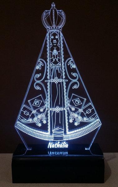 Luminária Led Nossa Senhora