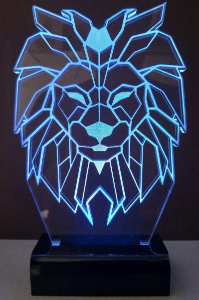 Luminária Led Leão
