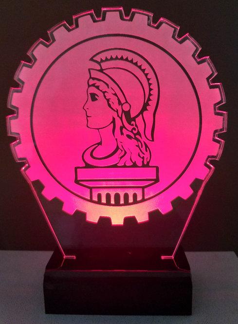 Luminária LED Engenharia
