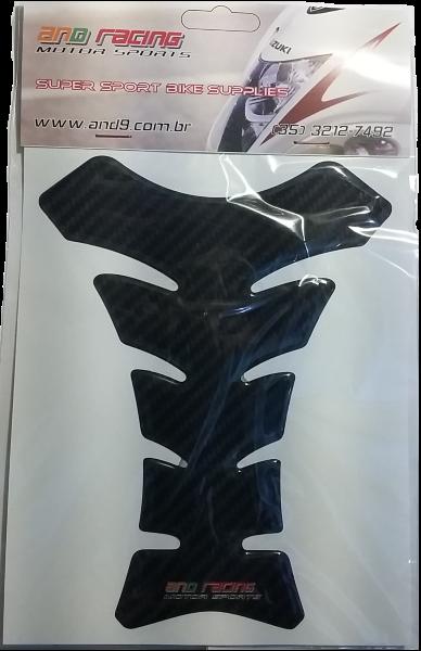 Tankpad Fibra de carbono 13x16