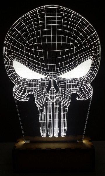 Luminária LED Punisher