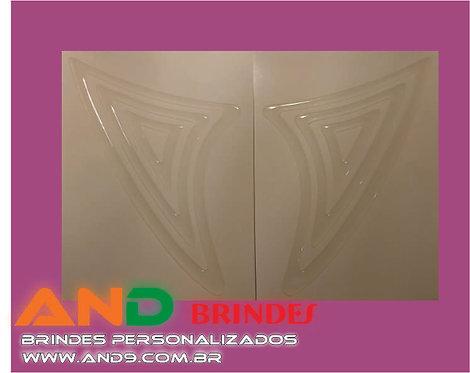 Protetor Lateral Ondas 2 Transparente