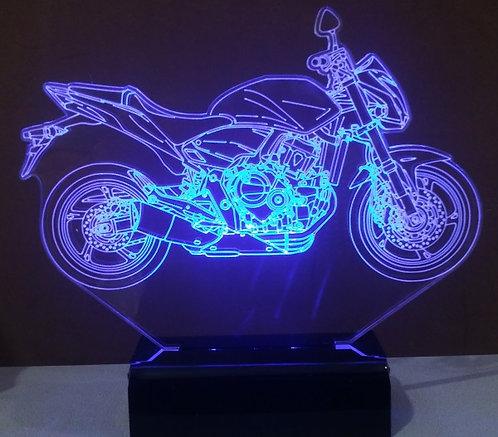 Luminária moto Hornet