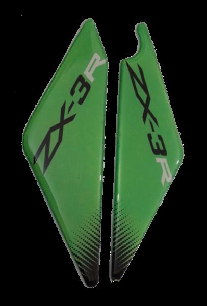 Protetor Pedal ZX-3