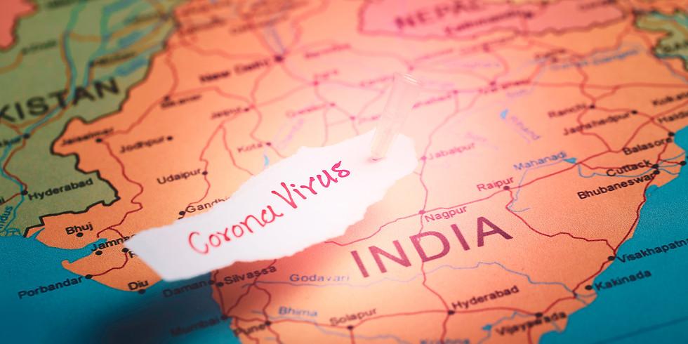 """""""Covid Relief India – Team Europe"""""""
