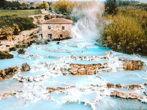 Hot Springs in Tuscany – Saturnia, Italy's Best-Kept Secret