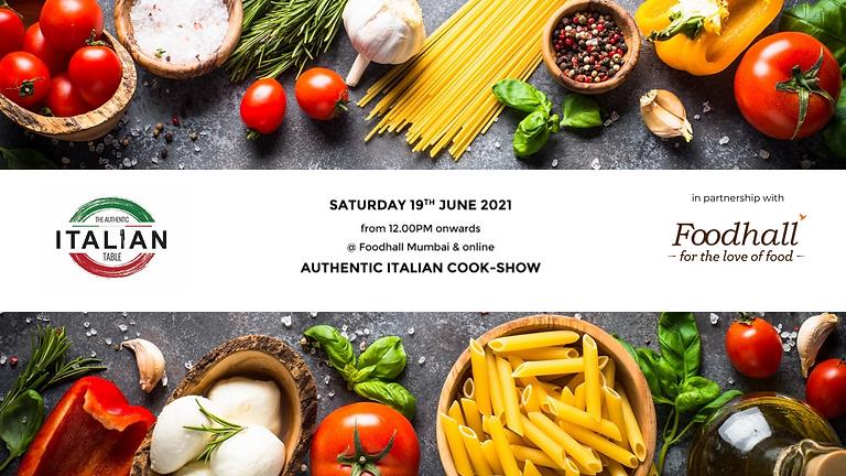 Authentic Italian Cook-Show