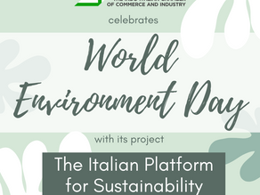 IICCI celebrates the World Environment Day