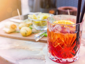 Negroni Sbagliato, a Made-in-Milan Cocktail
