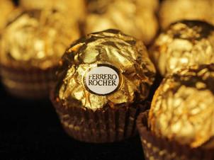 Ferrero make progress on 2025 clean packaging commitment