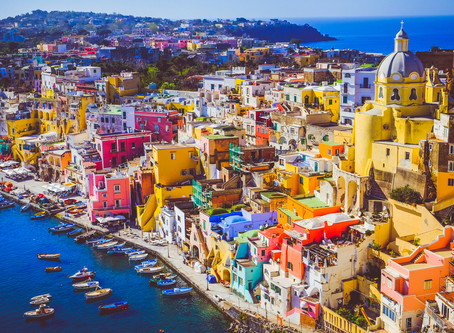 Italy's Most Colorful Villages That You Ought to See!
