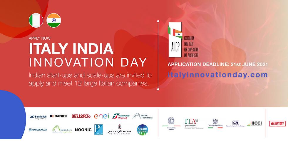 Indian Start-ups & Scale-ups to meet large Italian companies