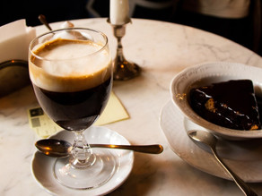 Bicerin: Coffee, Torino-Style (Served in a Glass!)