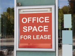 Fueled by demand in Southern Markets, Office leasing rises 64% in Q3CY20