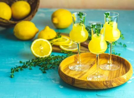 When life hands you lemons .... make Limoncello!