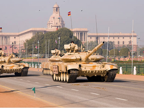 Indian Government bans import of 101 Defence Equipment Items