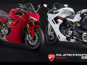 Ducati Starts Production of India-Bound SuperSport 950 in Italy