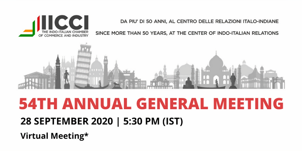 IICCI's 54th Annual General Meeting