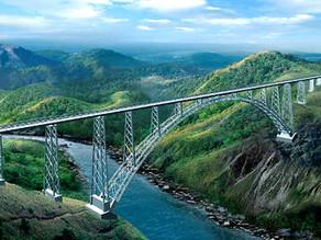 Chenab Bridge, World's Highest Rail Bridge Taller Than Eiffel Tower, Completes Engineering Milestone