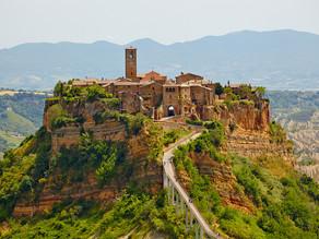 Civita di Bagnoregio Vies for Unesco Status