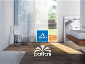 Aparna Enterprises brings Italy's Most Sought-After Faucet Brand Paffoni to India