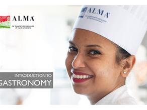 """""""Introduction to Italian Gastronomy"""" by ALMA - La Scuola Internazionale di Cucina Italiana"""