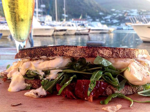 Ever Tried Zingara, the Iconic Sandwich from Ischia?