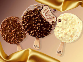 Ferrero Enters The Packaged Ice Creams Market