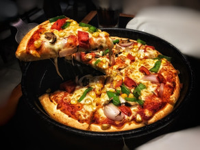 Pizza is the World's Most Searched Takeaway Food on Google