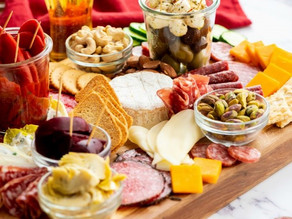 How to Create the Perfect Meat-Cheese-Olive Charcuterie Board
