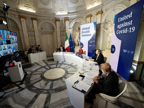 The Global Health Summit ended with the signing of the Rome Declaration