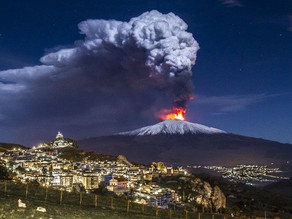 Wonders of Italy: Mount Etna